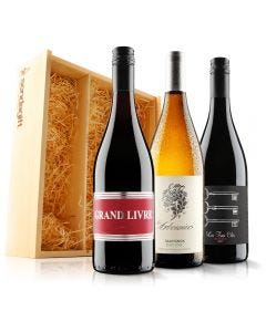 Ultimate French Trio in Wooden Gift Box